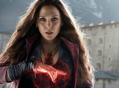 The Vision and Scarlet Witch iz Marvela?