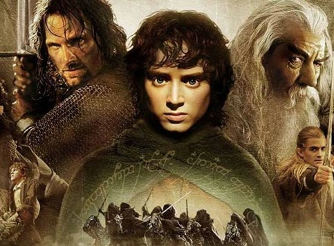 "Poznati glumci za seriju ""The Lord Of The Rings"""