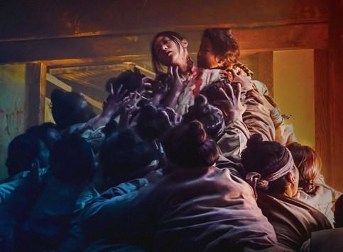 Kingdom - Južnokorejski zombie hit