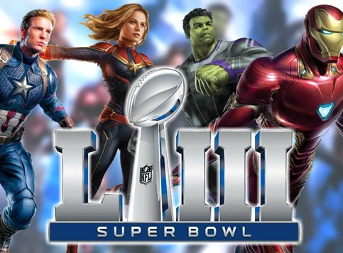 Super Bowl 2019 trejleri