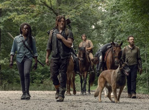 Nova sezona The Walking Dead, ali kraj za Legion