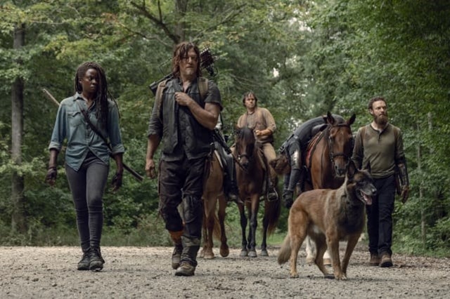 Nova sezona The Walking Dead, ali kraj za Legion