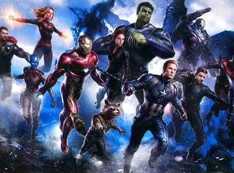 Koje ćemo superheroje gledati u Avengers: Endgame
