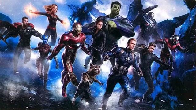 Kako gledati Avengers: Endgame