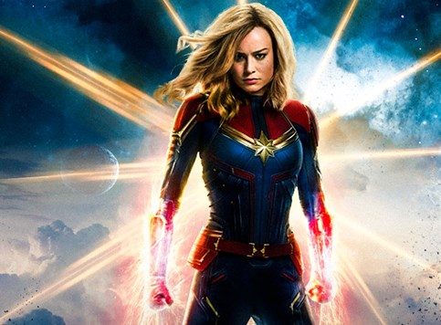 Captain Marvel - Čekajući Endgame...