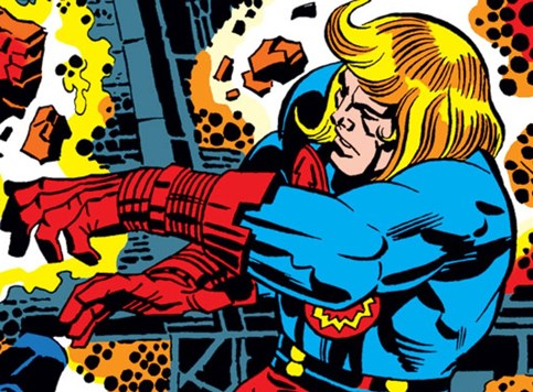 Uskoro gay superheroj!
