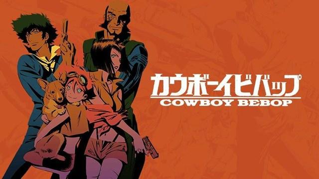 John Cho u  Cowboy Bebop