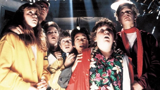 Neka vrsta The Goonies remake