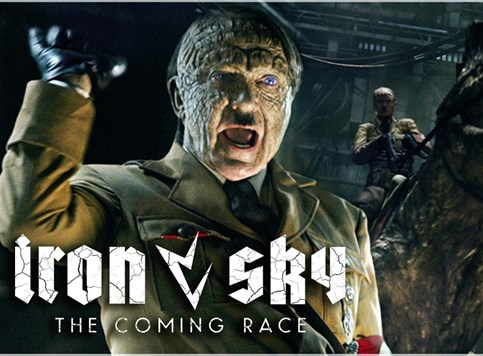 Iron Sky: The Coming Race - Genijalnost ludila...