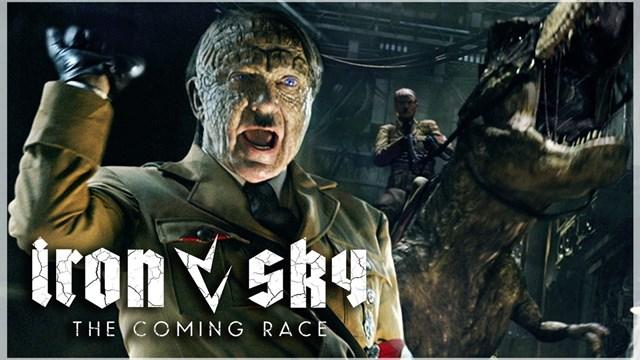 Iron Sky: The Coming Race - Genijalnost ludila...