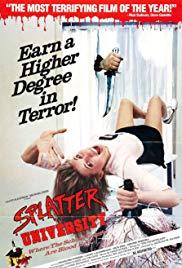 Splatter University aka Campus Killings