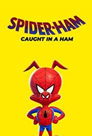 Caught in a HamAka Spider-Ham: Caught in a Ham