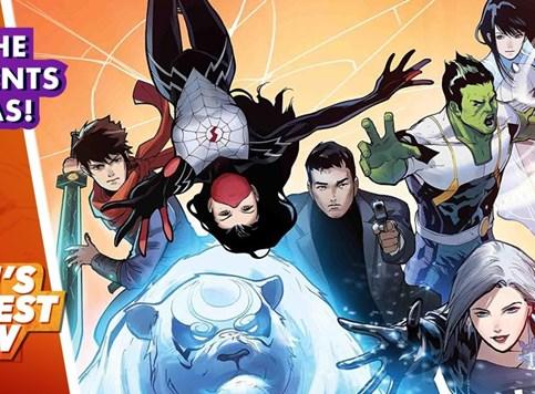 Stiže nova Marvelova superherojska serija