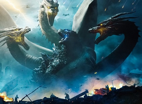Godzilla: King of the Monsters - Spektakularnije od Avengersa