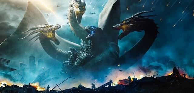 Godzilla: King of the Monsters - Spektakularnije od Avengersa