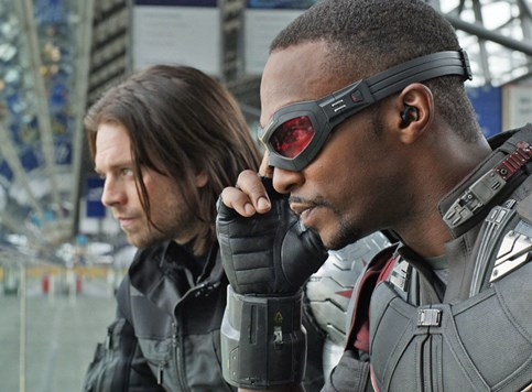 Snima se serija Falcon & Winter Soldier