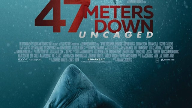 47 METERS DOWN: UNCAGED Ne ronite ovo ljeto...