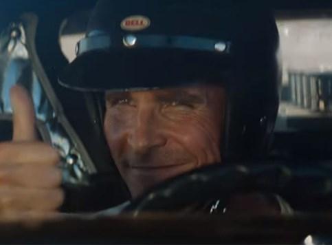 Ford v. Ferrari i Christian Bale & Matt Damon
