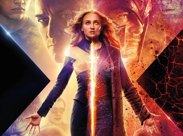 Dark Phoenix - Kad Jean postane Captain Marvelka...