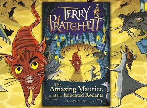 I Terry Pratchett ide na film