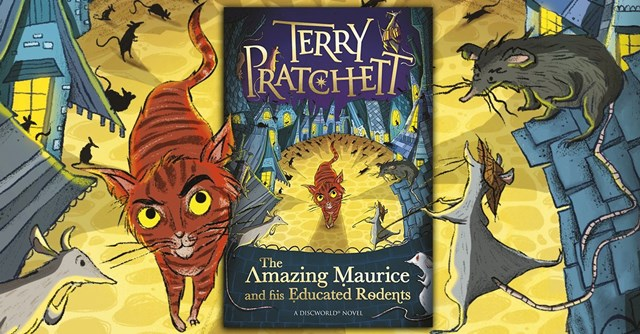 I Terry Pratchett ide na film