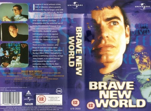 Demi Moore u seriji Brave New World