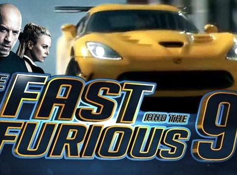 Dovoljno je samo reći Fast & Furious 9!
