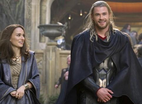 Natalie Portman kao Thor