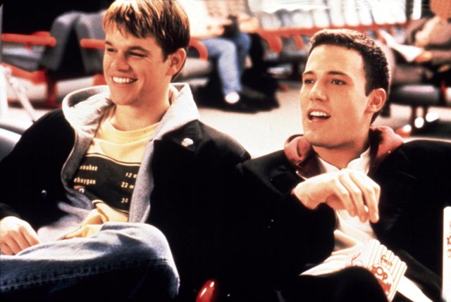 Ridley Scott, Matt Damon i Ben Affleck zajedno