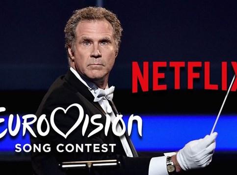 I Eurovision ode na Netflix