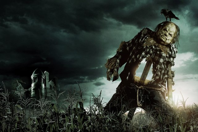 Scary Stories to Tell in the Dark - Del Toro protiv Tarantina