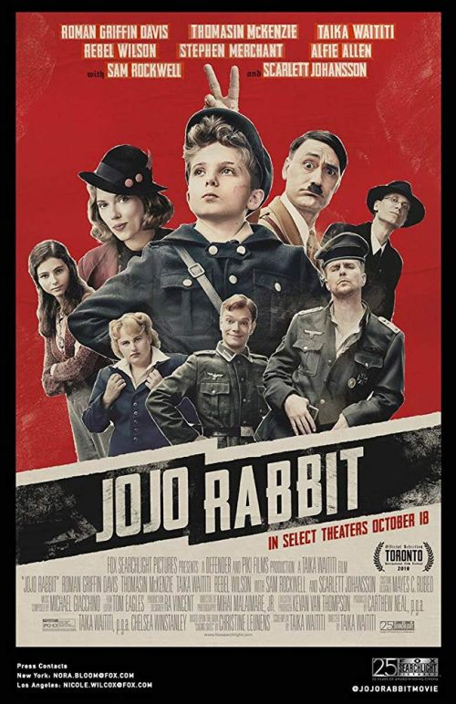 Jojo Rabbit