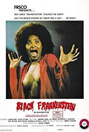 Blackenstein aka Black Frankenstein