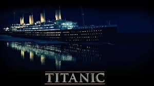 Titanic: Ship scenes