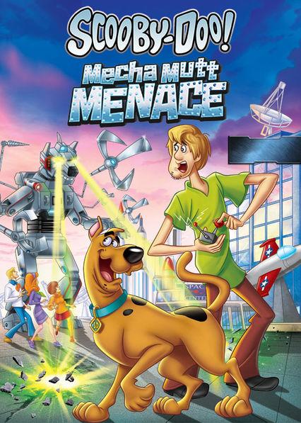 Scooby-Doo! Mecha Mutt Menace