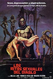 Los ritos sexuales del diablo aka Black Candles