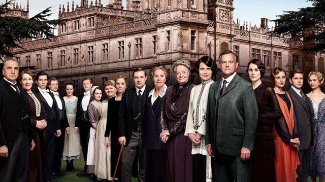 """Snimaće se i """"Downton Abbey 2"""""""