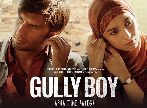 """Gully Boy indijski kandidat za """"Oskara"""""""
