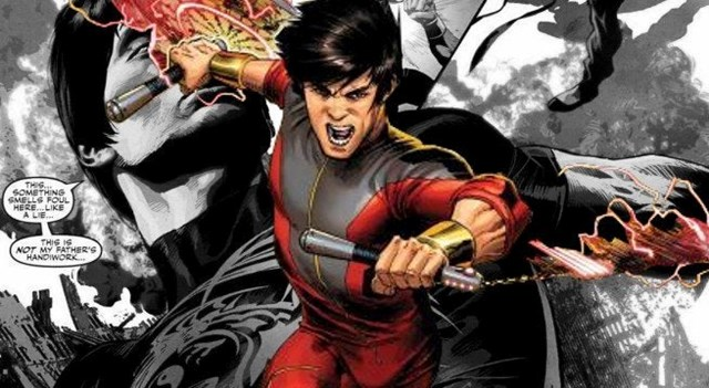 Marvel sprema Shang-Chi and the Legend of the Ten Rings
