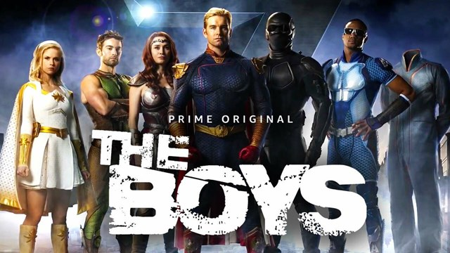 The Boys - Antiheroji i Superheroji