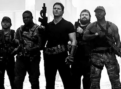 SF akcija u kojoj glumi Chris Pratt