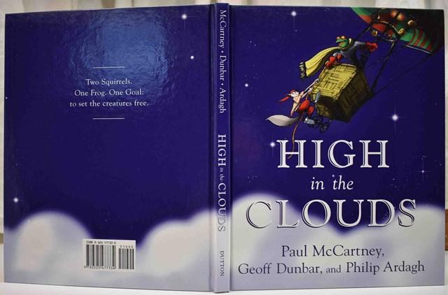 Knjiga koju je napisao Paul McCartney kao animirani film
