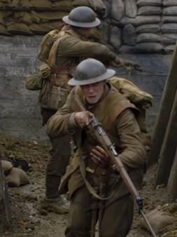 1917 - Mnogo vike ni za što