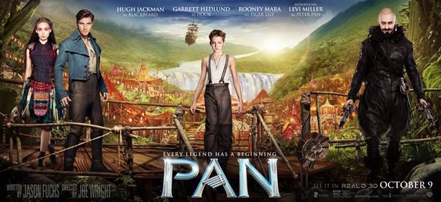 """I """"The League of Pan"""" serija pred nama"""