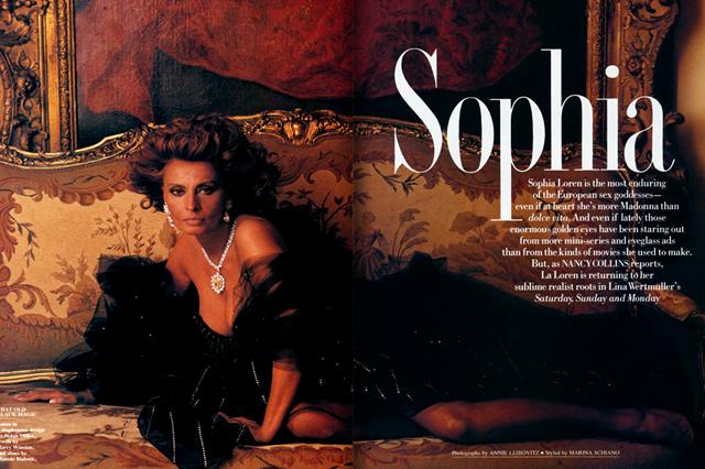 Sophia Loren ponovo snima