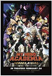 My Hero Academia - Boku no hîrô akademia THE MOVIE - Heroes: Rising - Hîrôzu: Raijingu