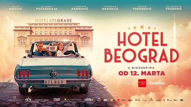 """Hotel Beograd - Za ljubitelje """"Kuhinje"""" i """"Hotela Eleon"""""""