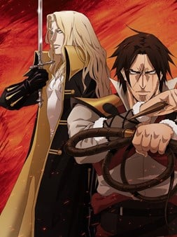 Castlevania - Američki anime s japanskim pedigreom