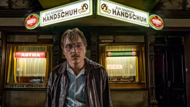 Zlatna rukavica - Odvratan film
