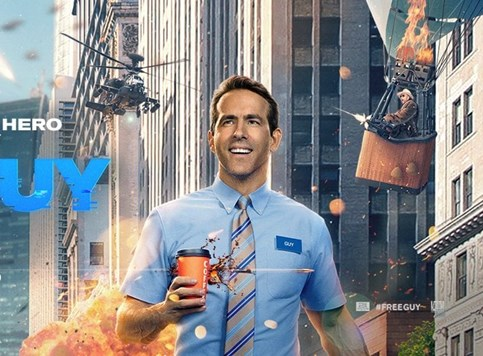 Ryan Reynolds u novom SF filmu